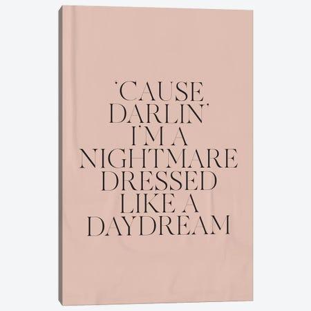 Daydream I Canvas Print #HON384} by Honeymoon Hotel Canvas Art