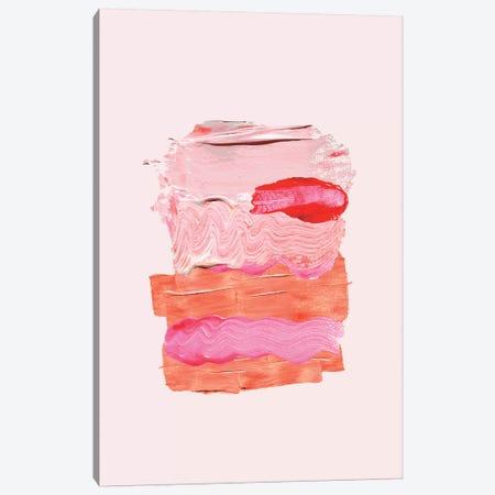 Heartbeats Canvas Print #HON398} by Honeymoon Hotel Canvas Artwork
