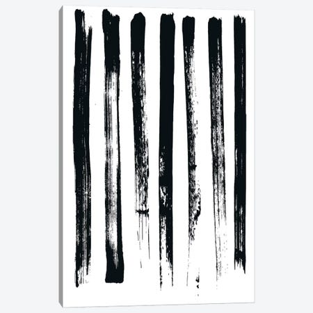 Abstract I Canvas Print #HON3} by Honeymoon Hotel Canvas Art Print