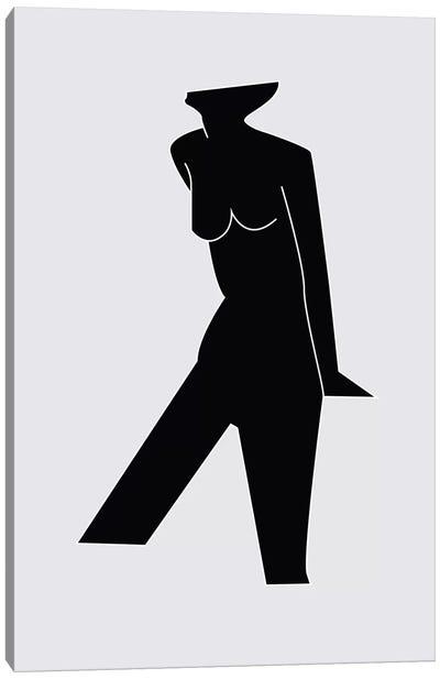 New Ladies III Canvas Art Print