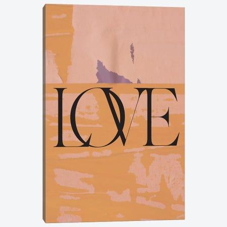 Old Love Canvas Print #HON423} by Honeymoon Hotel Canvas Art
