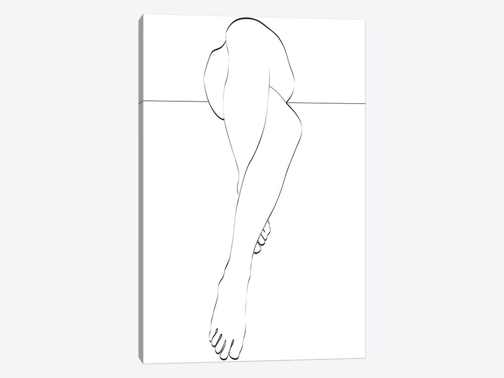 Le Legs by Honeymoon Hotel 1-piece Canvas Wall Art