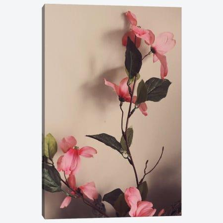 Petals At Dusk Canvas Print #HON457} by Honeymoon Hotel Canvas Art