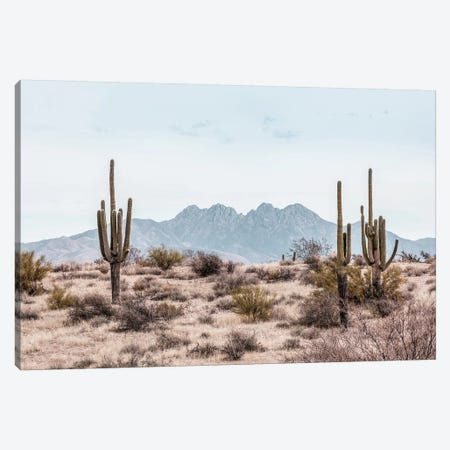 The Peak Canvas Print #HON461} by Honeymoon Hotel Canvas Artwork