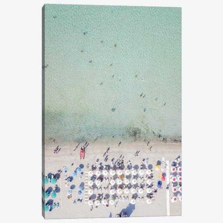 Lazy Days Canvas Print #HON462} by Honeymoon Hotel Canvas Art