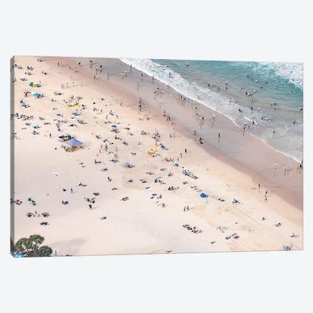 Sunshine Days Canvas Print #HON464} by Honeymoon Hotel Canvas Print
