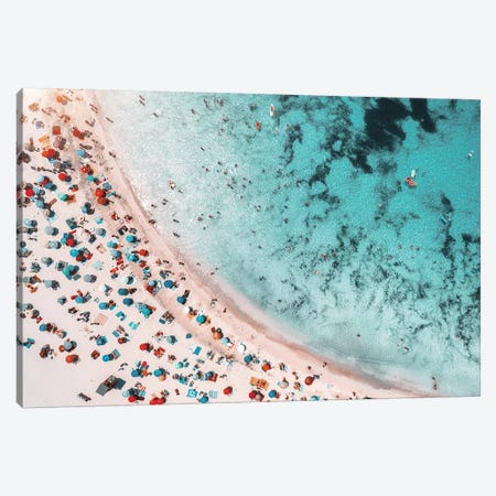 Coasting Along Canvas Print #HON469} by Honeymoon Hotel Canvas Art
