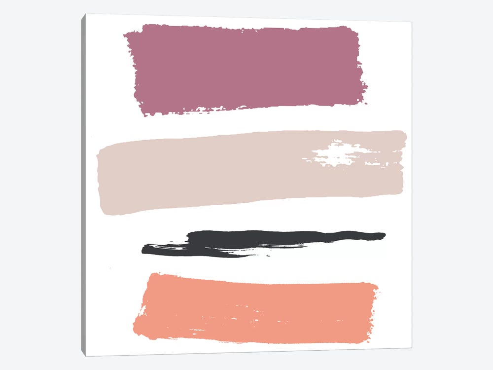 Color Swatches II by Honeymoon Hotel 1-piece Art Print