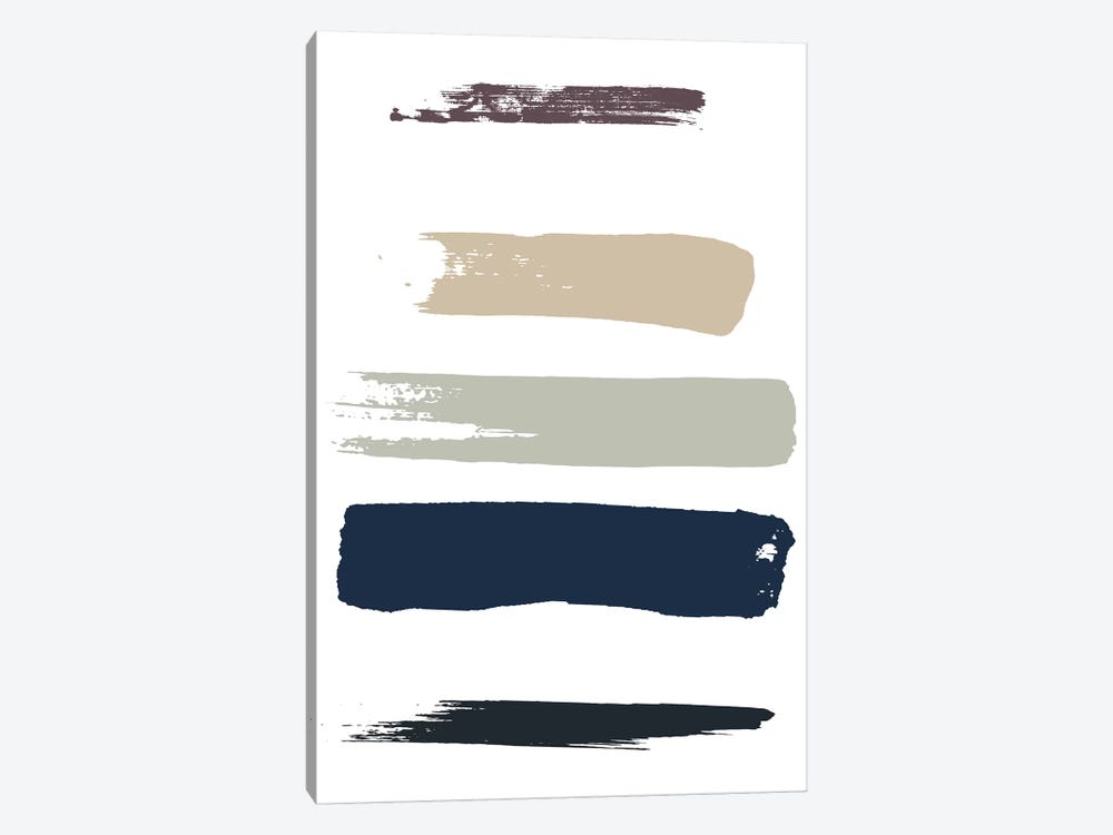 Color Swatches IV by Honeymoon Hotel 1-piece Art Print