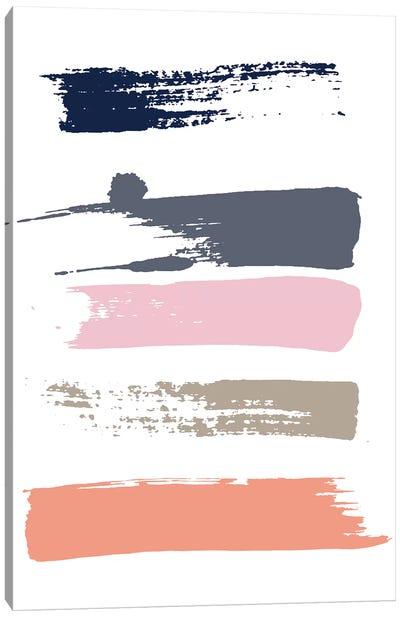 Color Swatches VI Canvas Art Print