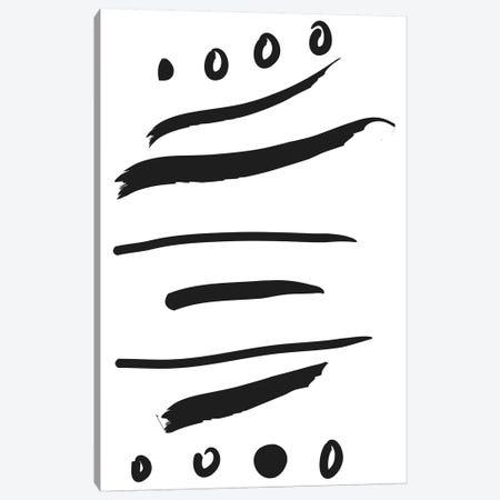 Abstract V Canvas Print #HON7} by Honeymoon Hotel Canvas Art