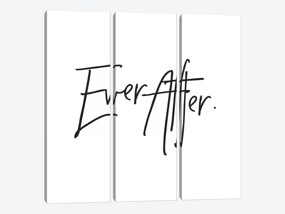 Ever After. by Honeymoon Hotel 3-piece Canvas Artwork
