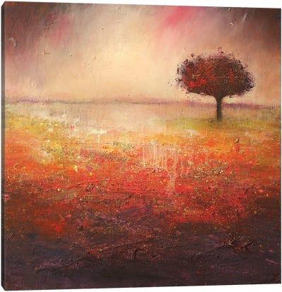 Maple Tree Canvas Art Print