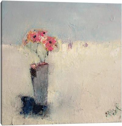Beach Rose Canvas Art Print