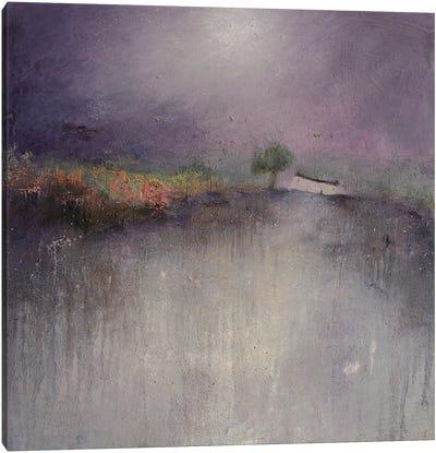 Lavender Moon Canvas Art Print