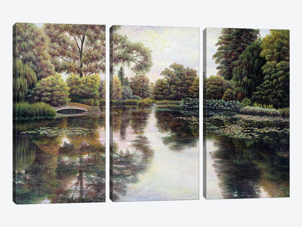 Nature's Tapestry by David Howells 3-piece Canvas Artwork