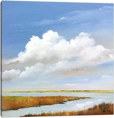 To The Lake I Canvas Art Print