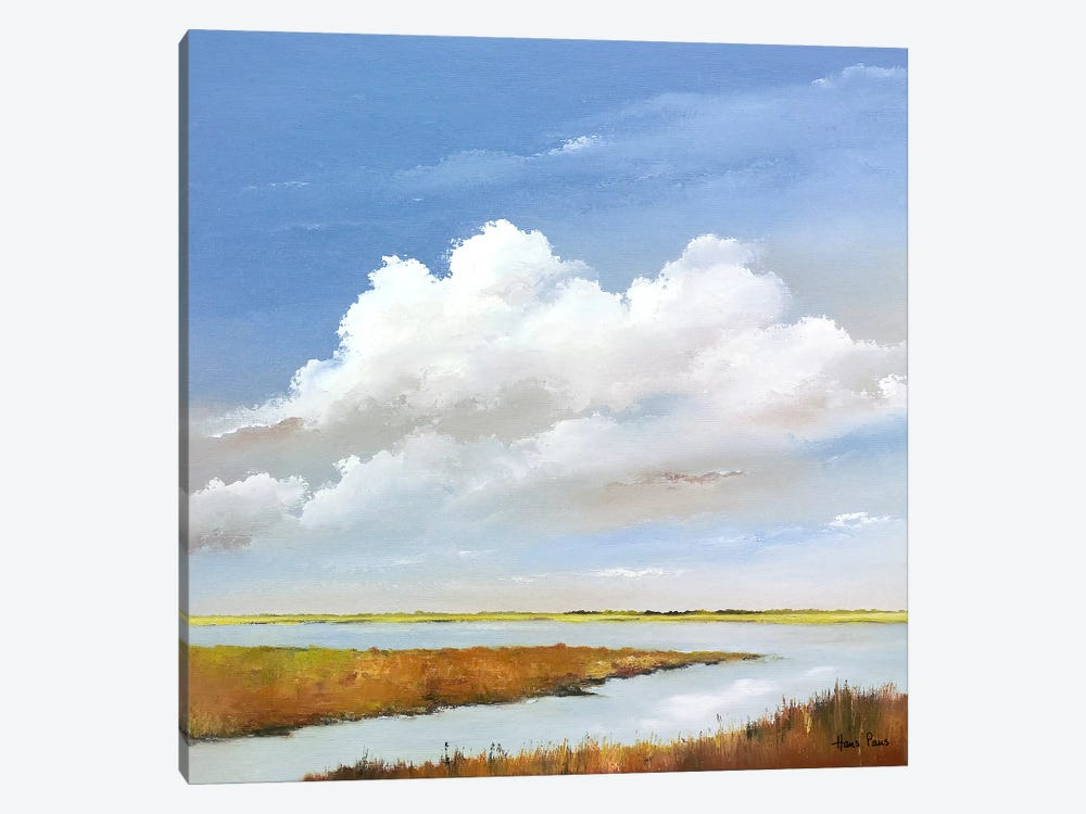 To The Lake I by Hans Paus 1-piece Art Print
