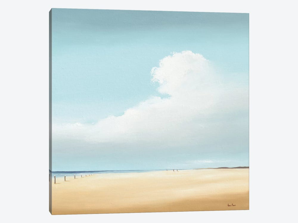 Walking I by Hans Paus 1-piece Canvas Artwork
