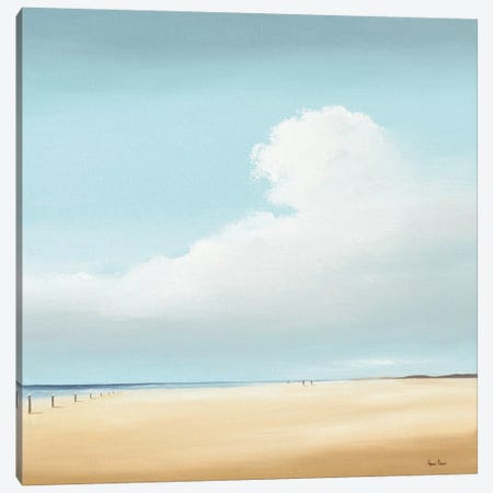 Walking I Canvas Print #HPA124} by Hans Paus Canvas Print