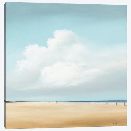 Walking II Canvas Print #HPA125} by Hans Paus Canvas Print