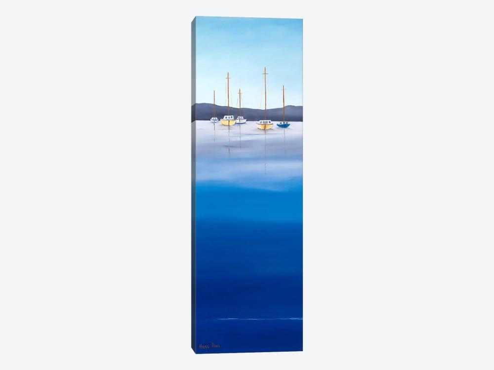 Waterline I by Hans Paus 1-piece Canvas Artwork