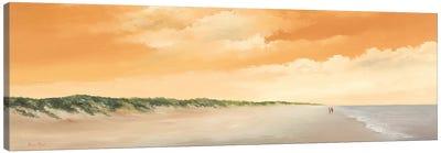 Along The Sea II Canvas Art Print