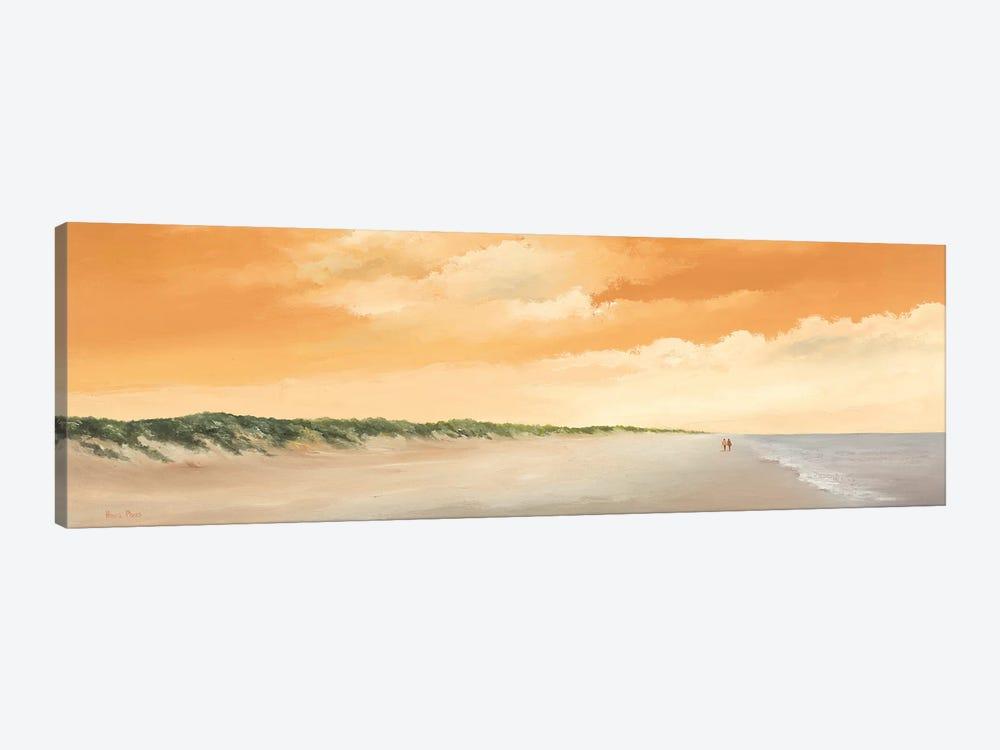 Along The Sea II by Hans Paus 1-piece Canvas Art