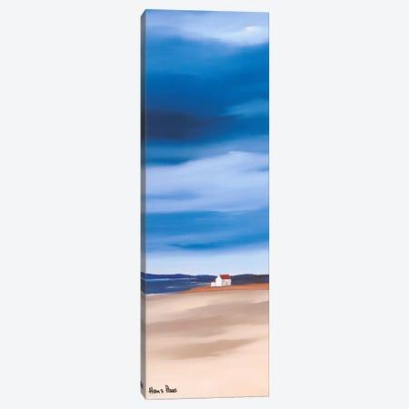 Blue Sky I Canvas Print #HPA15} by Hans Paus Canvas Art