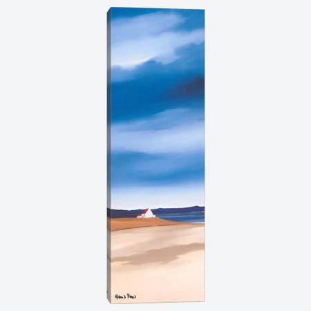 Blue Sky II Canvas Print #HPA16} by Hans Paus Canvas Wall Art