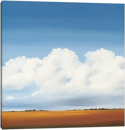 Clouds I Canvas Art Print