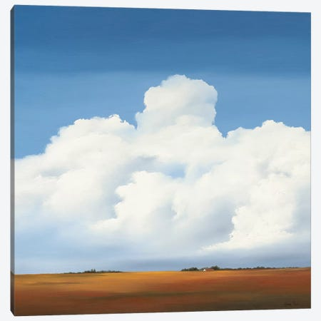 Clouds II Canvas Print #HPA18} by Hans Paus Canvas Art Print