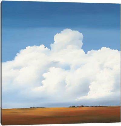 Clouds II Canvas Art Print