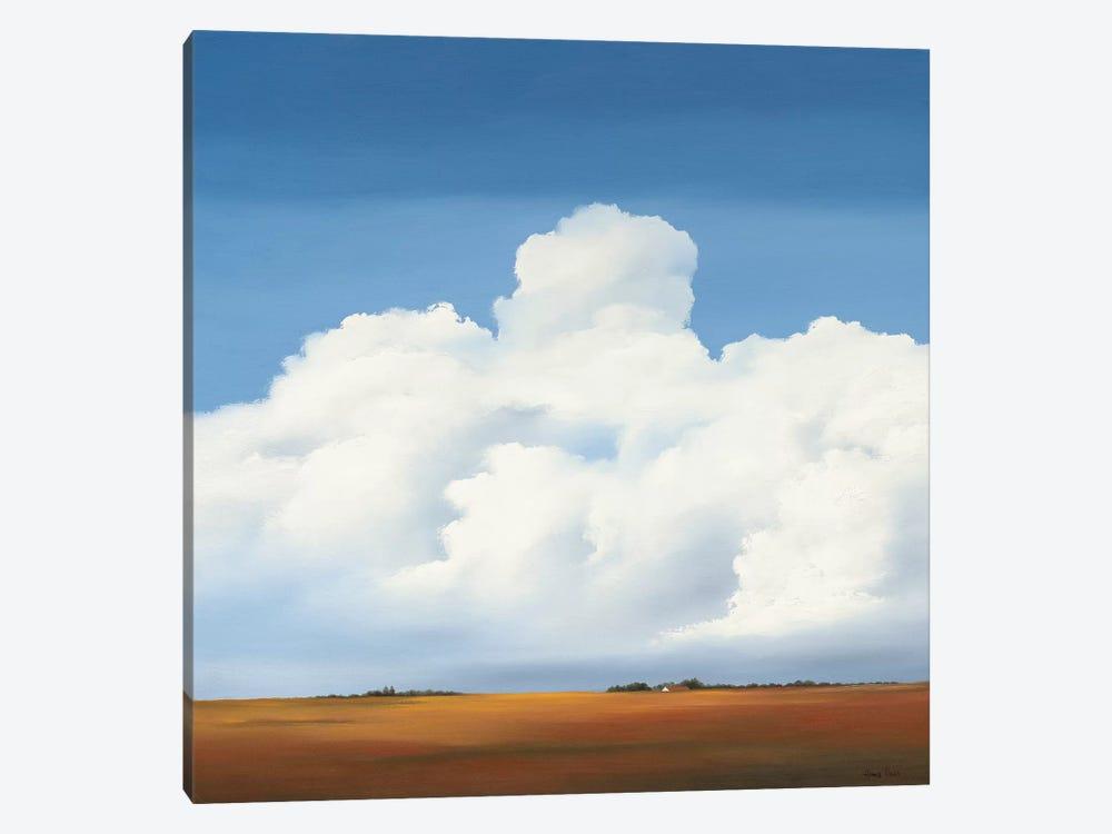 Clouds II by Hans Paus 1-piece Canvas Artwork