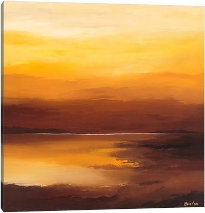 Evening Sky II Canvas Art Print