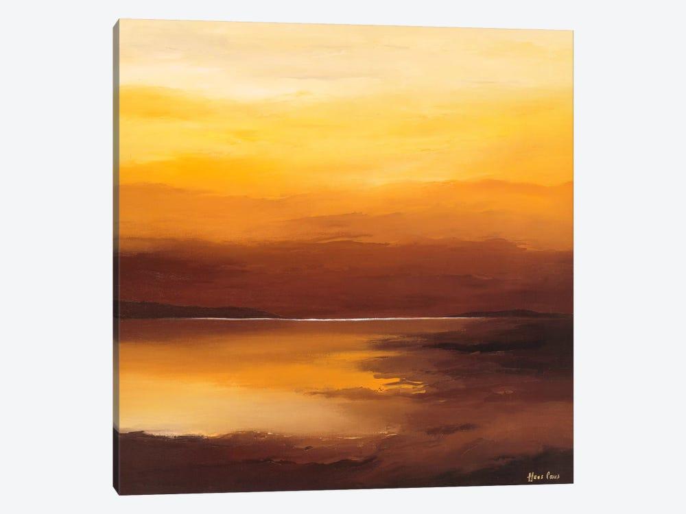 Evening Sky II by Hans Paus 1-piece Canvas Artwork