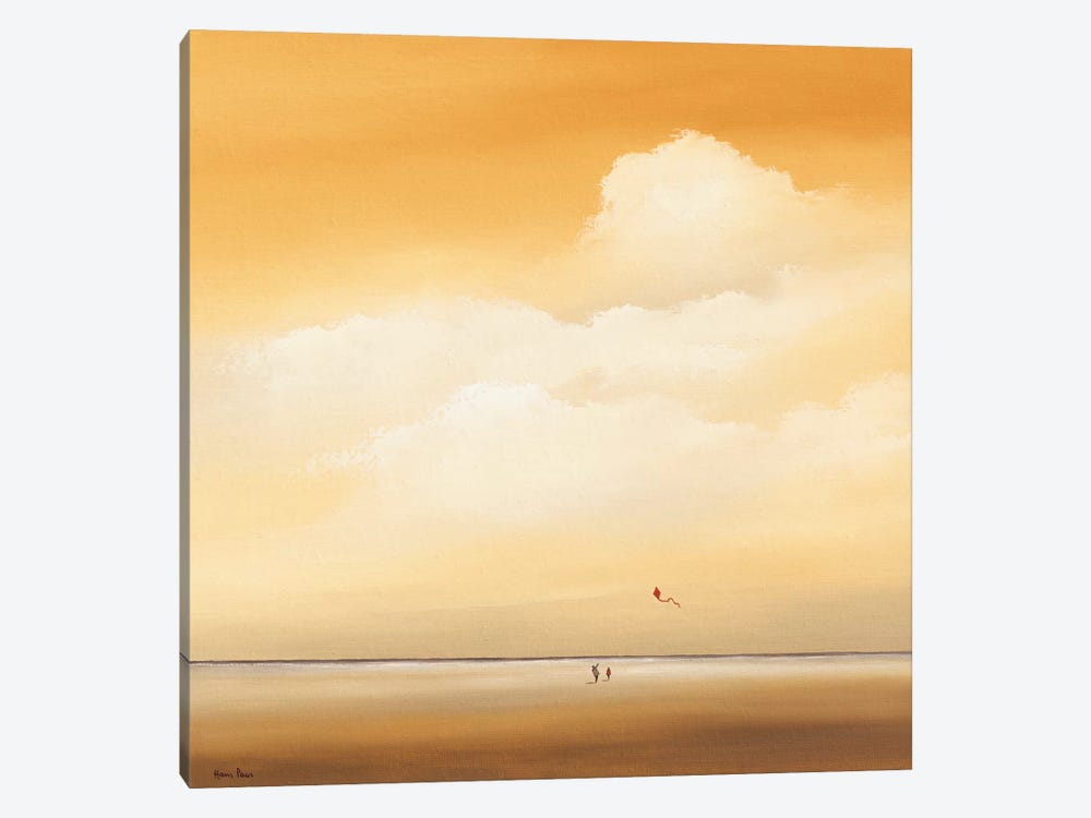 Flying High by Hans Paus 1-piece Canvas Wall Art