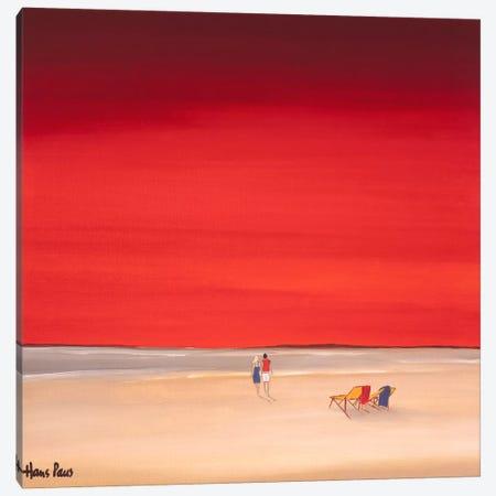 Good Times I Canvas Print #HPA44} by Hans Paus Canvas Art Print