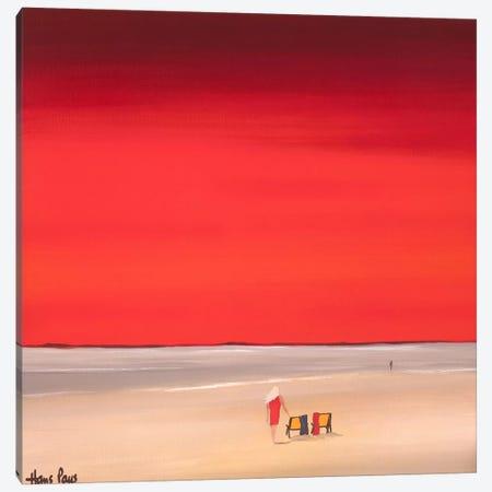 Good Times II Canvas Print #HPA45} by Hans Paus Canvas Art Print