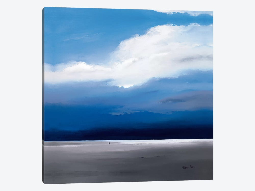 Infinity I by Hans Paus 1-piece Canvas Wall Art