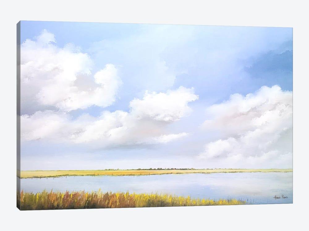 Lake by Hans Paus 1-piece Canvas Art