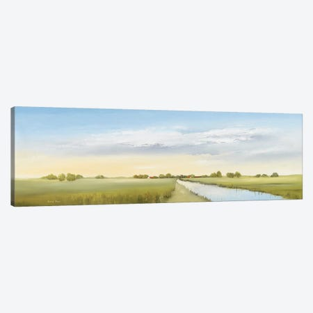 Lowlands I Canvas Print #HPA57} by Hans Paus Canvas Art