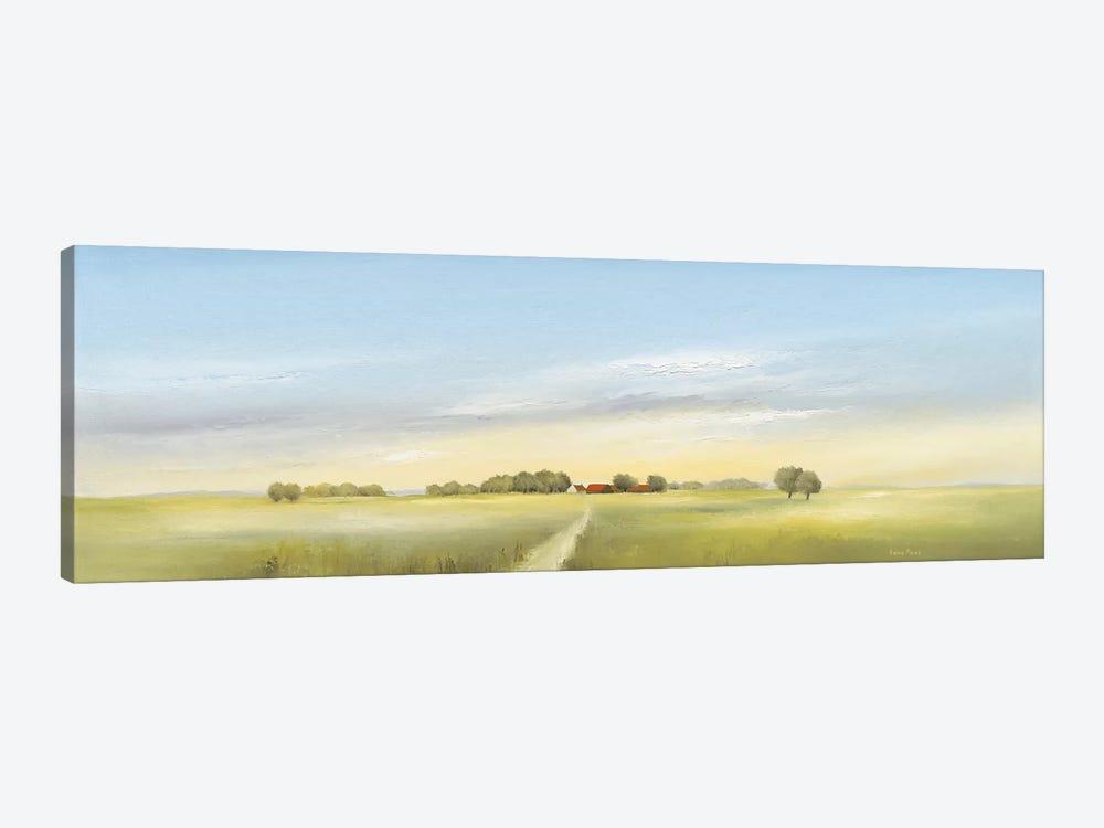 Lowlands II by Hans Paus 1-piece Canvas Artwork