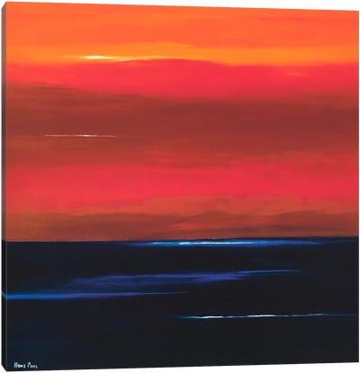 Afterglow I Canvas Art Print