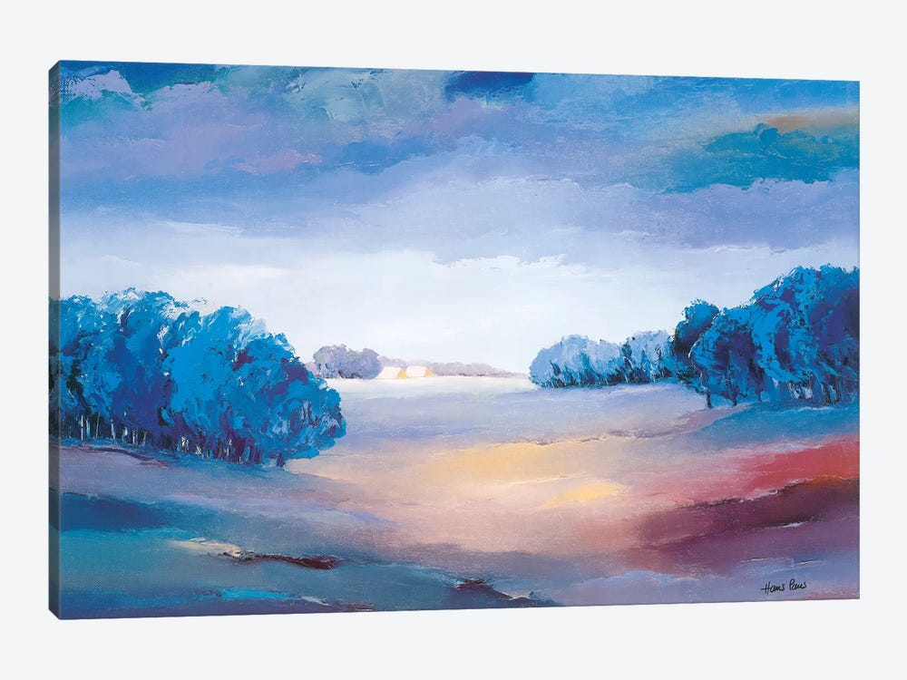Serene II by Hans Paus 1-piece Canvas Art Print