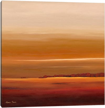 Sundown III Canvas Art Print
