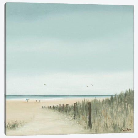 Sunny Morning I Canvas Print #HPA92} by Hans Paus Art Print