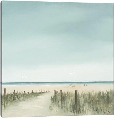Sunny Morning II Canvas Art Print