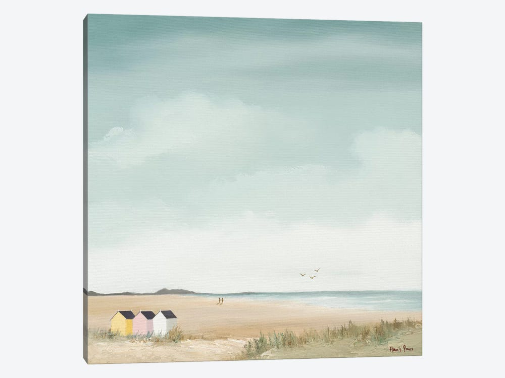 Sunny Morning III by Hans Paus 1-piece Canvas Artwork