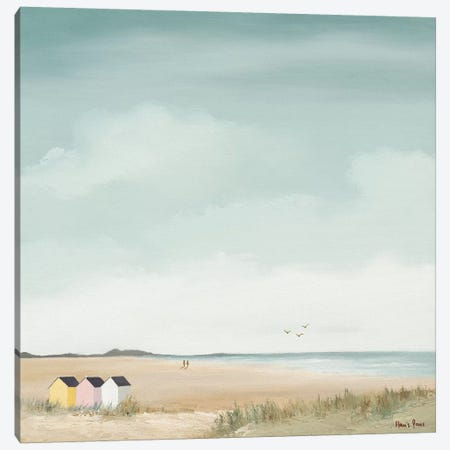 Sunny Morning III Canvas Print #HPA94} by Hans Paus Canvas Wall Art